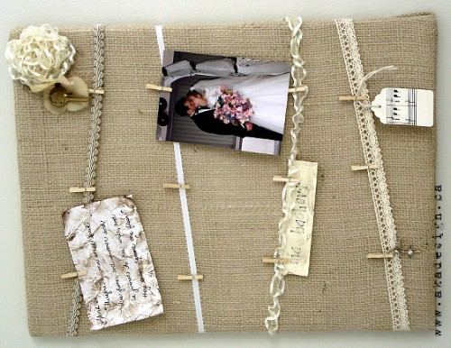 60 Burlap DIY Projects That Will Add Coziness and Health to Your Shelter homesthetics decor (2)