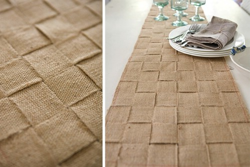 60 Burlap DIY Projects That Will Add Coziness and Health to Your Shelter homesthetics decor (29)