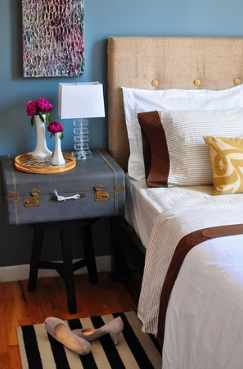 60 Burlap DIY Projects That Will Add Coziness and Health to Your Shelter homesthetics decor (33)