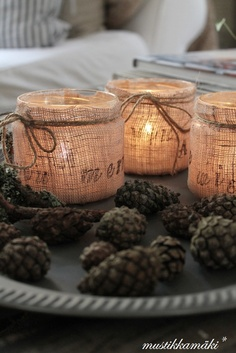 60 Burlap DIY Projects That Will Add Coziness and Health to Your Shelter homesthetics decor (4)