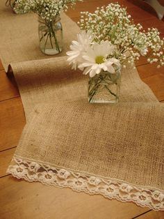 60 Burlap DIY Projects That Will Add Coziness and Health to Your Shelter homesthetics decor (52)