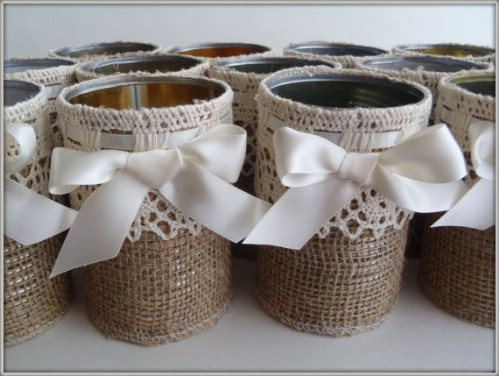 60 Burlap DIY Crafts That Will Add Coziness and Health to Your Shelter homesthetics decor (7)