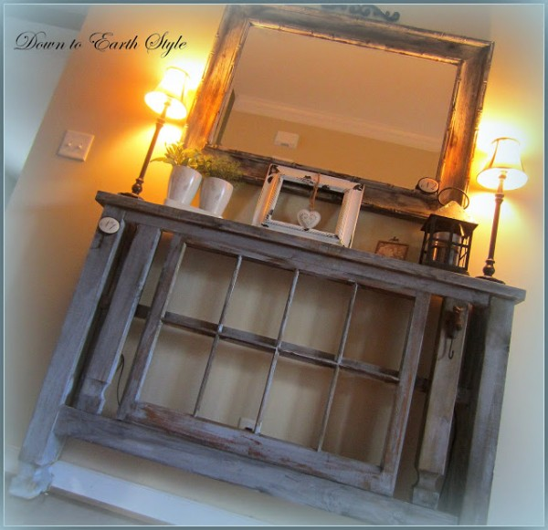 A Few Things That You Can Built Out of Old Windows homesthetics decor (2)
