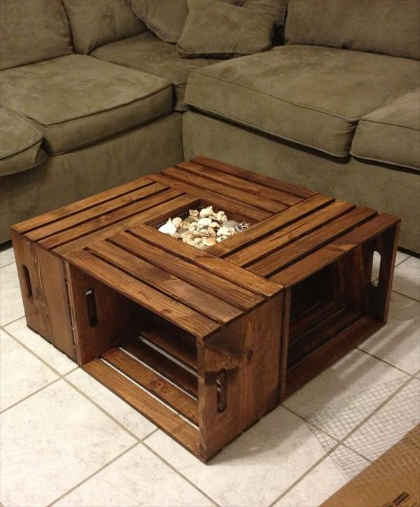 Beautiful DIY Reclaimed Coffee Tables For The Recycle Maniac-homesthetics (26)