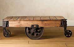Beautiful DIY Reclaimed Coffee Tables For The Recycle Maniac-homesthetics (33)
