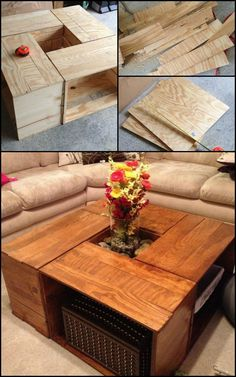 Beautiful  Reclaimed Coffee Tables For The Recycle Maniac-homesthetics (14)