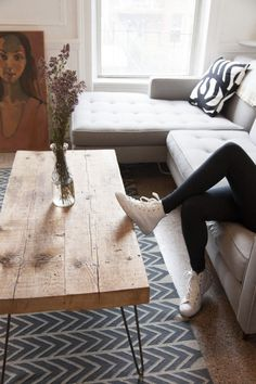 Beautiful  Reclaimed Coffee Tables For The Recycle Maniac-homesthetics (16)