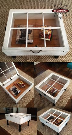 Beautiful  Reclaimed Coffee Tables For The Recycle Maniac-homesthetics (17)