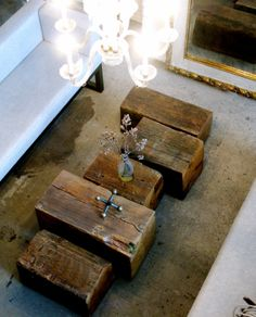 Beautiful  Reclaimed Coffee Tables For The Recycle Maniac-homesthetics (32)