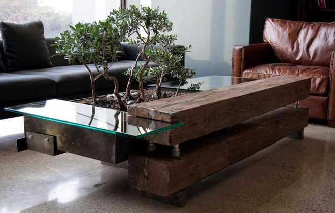 Beautiful  Reclaimed Coffee Tables For The Recycle Maniac-homesthetics (37)