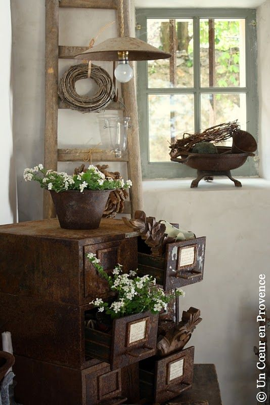 Beautiful ways to recycle old drawer_homesthetics (15)