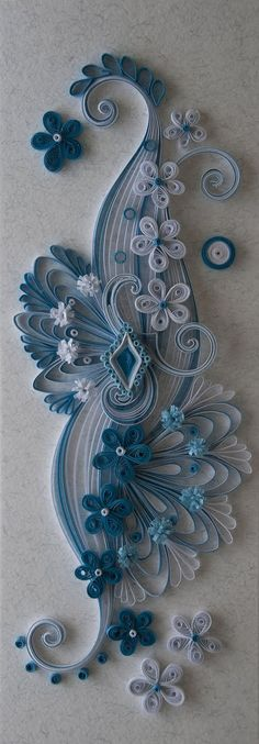 Beginners Guide on Quilling Paper Art & 43 Exceptional Quilling Designs to Materialize homesthetics (12)
