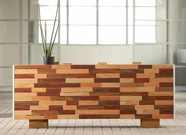 Creative Ways Of Recycling Old Wood