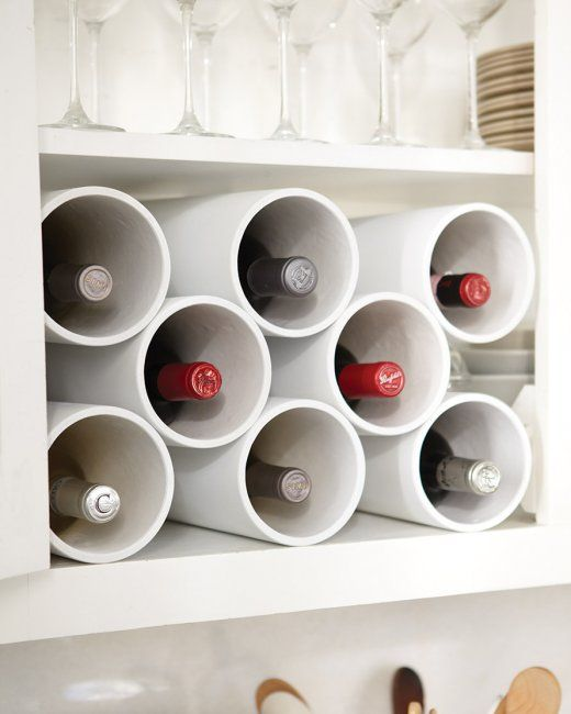 Creative and Useful PVC Crafts  For Your Home (2)