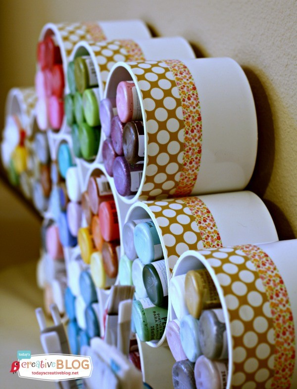 Creative and Useful PVC Crafts  For Your Home (4)