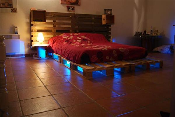 Creatively Recycling Ideas-Top 20 DIY Pallet Beds -homesthetics (1)