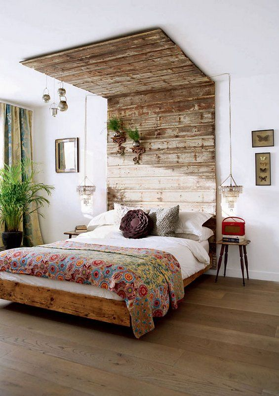 Creatively Recycling Ideas-Top 20 Pallet Beds -homesthetics (15)