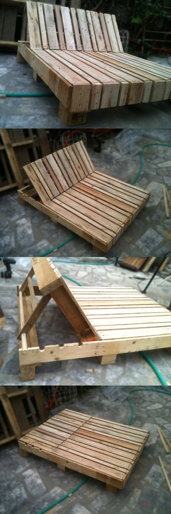 Creatively Recycling Ideas-Top 20 Pallet Beds -homesthetics (17)