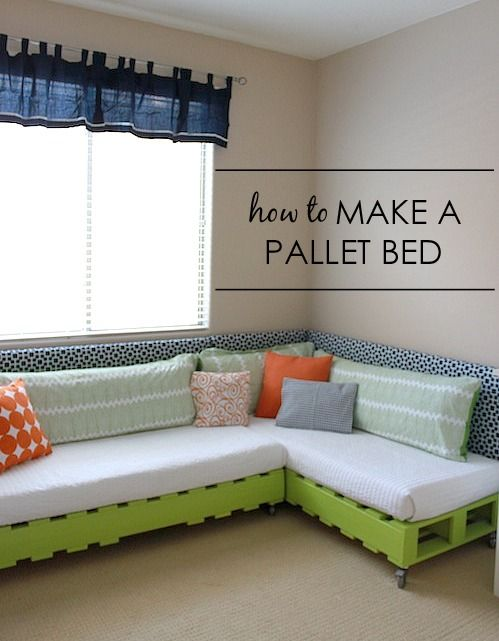 Creatively Recycling Ideas-Top 20 DIY Pallet Beds -homesthetics (4)