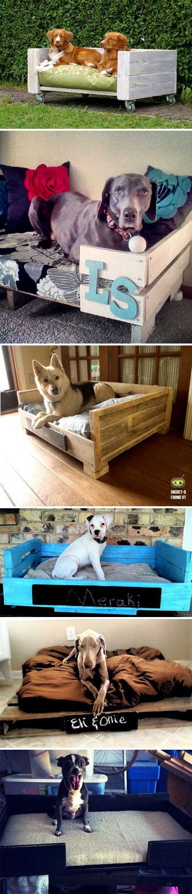 Creatively Recycling Ideas-Top 20 DIY Pallet Beds -homesthetics (8)