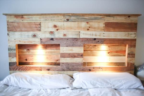 Creatively Recycling Ideas-Top 20 DIY Pallet Beds -homesthetics (9)