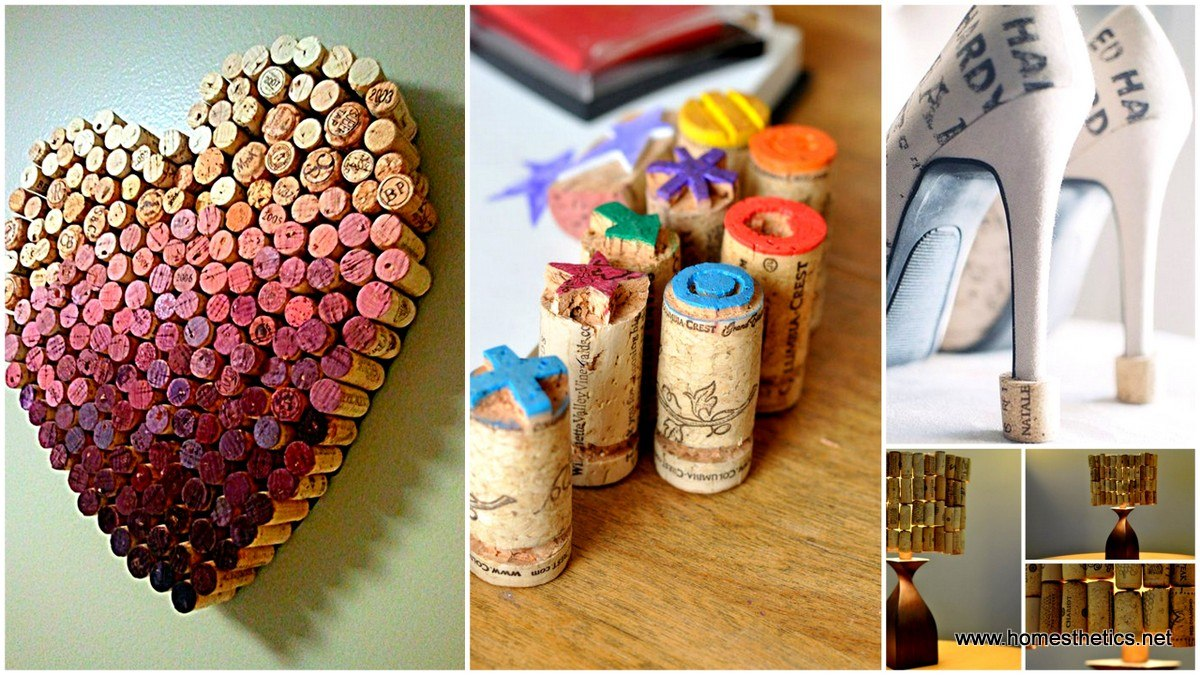 30 insanely creative diy cork recycling projects you should try solutioingenieria Gallery