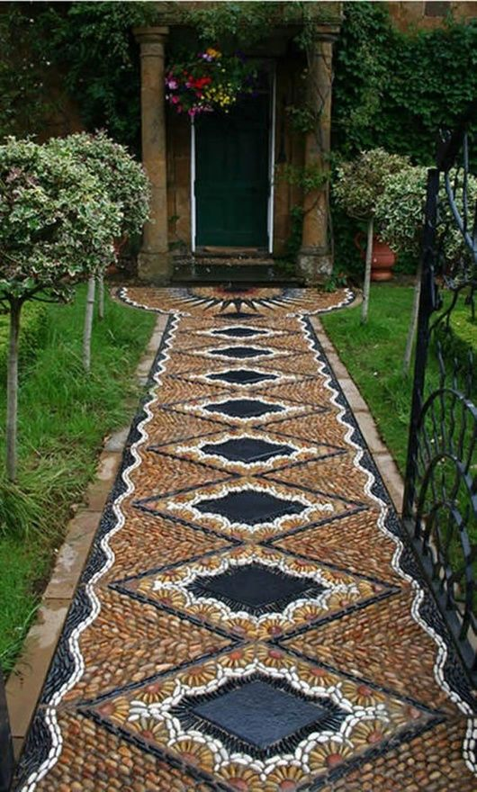 DIY Garden Walkway Projects For This Spring-homesthetics.net (6)