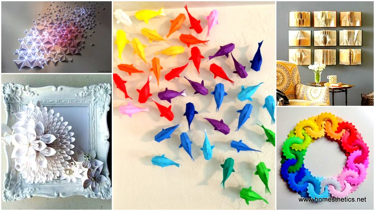 30 Insanely Beautiful Examples Of DIY Paper Art That Will Enhance