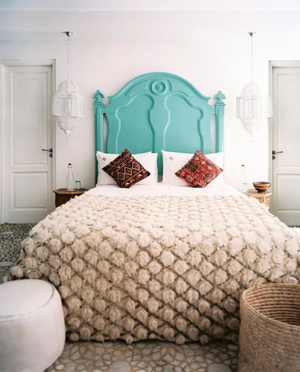 Top Find Inspiration In Top 24 DIY Headboard Projects And Ideas HK66