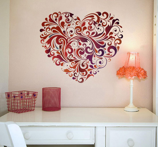 Find Inspiration With Valentines Crafts, Wall Art And Gift Ideas-homesthetics.net (7)