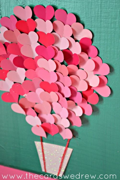 Find Inspiration With Valentine\'s Crafts, Wall Art And Gift Ideas