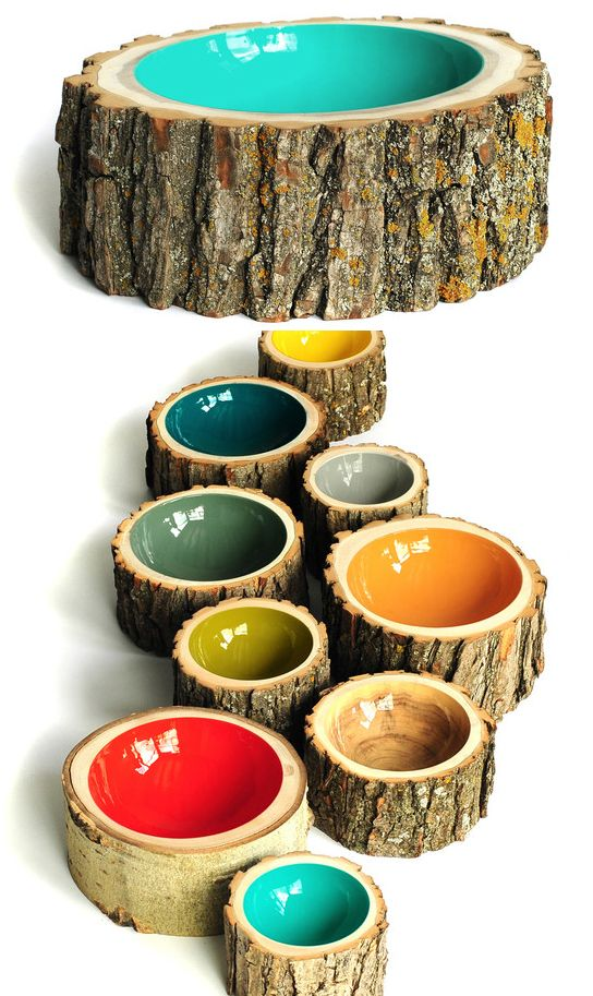28.PAINT SOME LOGS