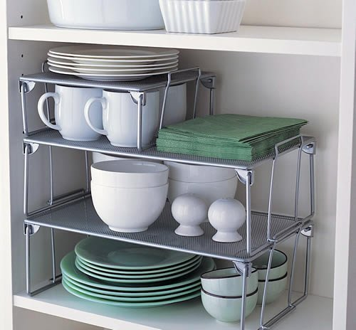 Kitchen Storage Small Spaces: How To Add Extra Storage Space To Your Small Kitchen