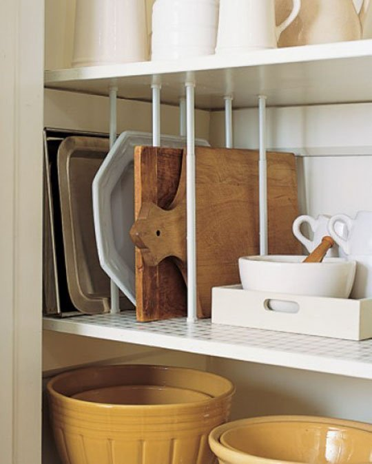 How To Add Extra Storage Space To Your Small Kitchen-homesthetics.net (8 : extra kitchen cabinets - hauntedcathouse.org