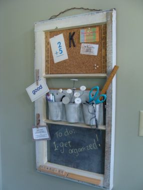 Ideas for Using Old Windows That Have No Glass homesthetics decor (10)