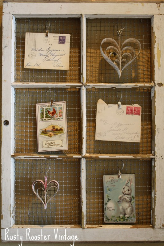Ideas for Using Old Windows That Have No Glass homesthetics decor (13)