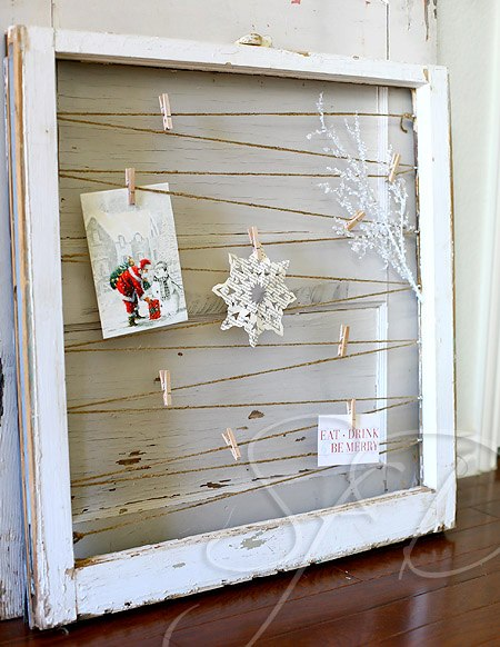 Ideas for Using Old Windows That Have No Glass homesthetics decor (15)