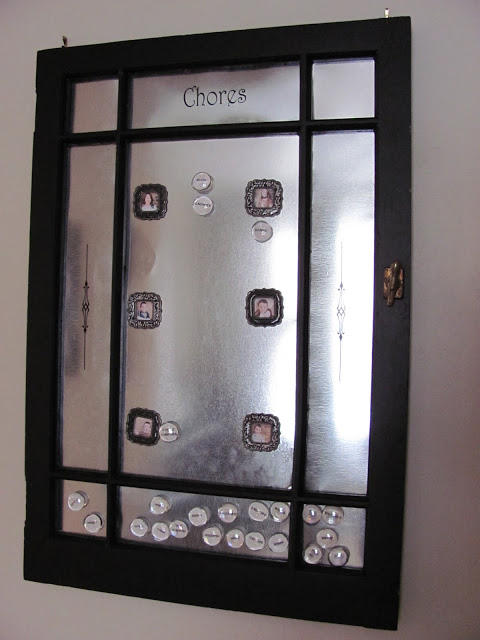 Ideas for Using Old Windows That Have No Glass homesthetics decor (3)