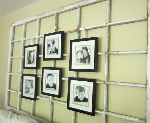 Ideas for Using Old Windows That Have No Glass homesthetics decor (6)