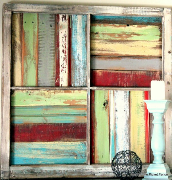 Ideas for Using Salvaged Windows With Wooden Sashed Panels homesthetics decor (2)