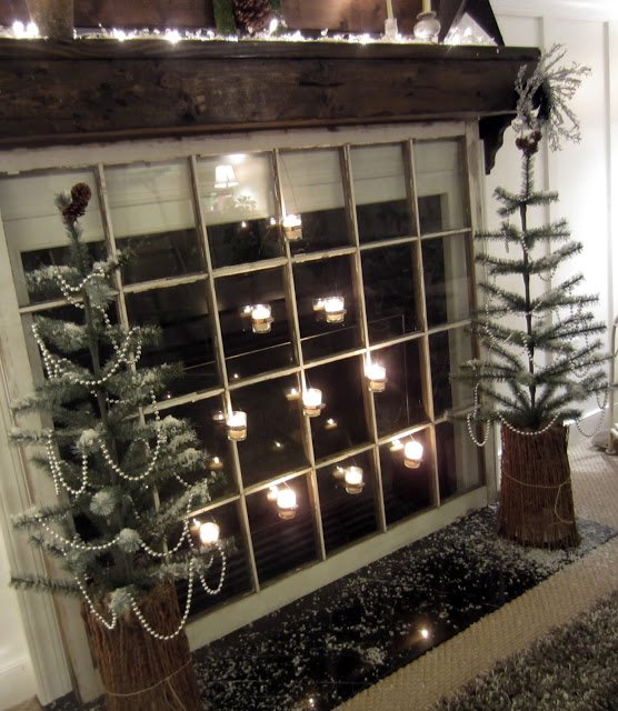 Ideas for Using Salvaged Windows With Wooden Sashed Panels homesthetics decor (6)