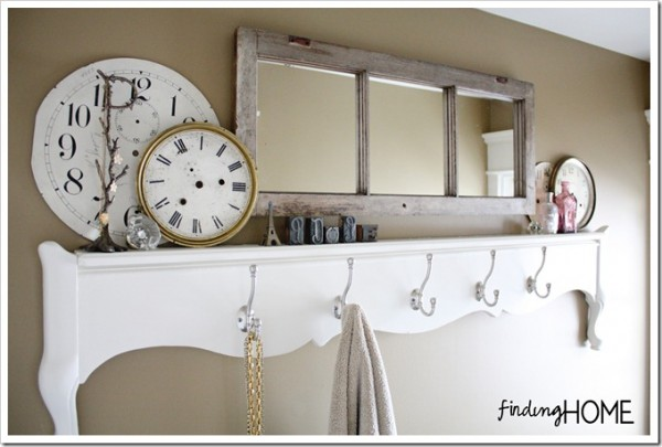 Ideas for Using Salvaged Windows With Wooden Sashed Panels homesthetics decor (8)
