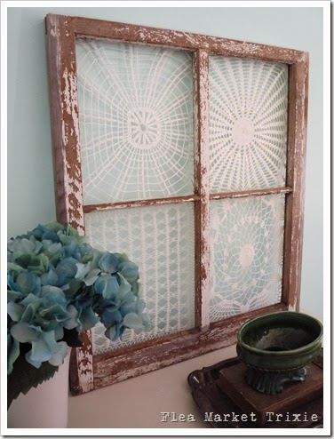 Ideas for Using Salvaged Windows With Wooden Sashed Panels homesthetics decor (9)