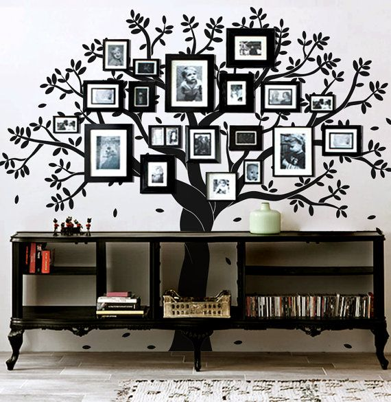 46 inventive diy wall art projects and ideas for the weekend. Black Bedroom Furniture Sets. Home Design Ideas