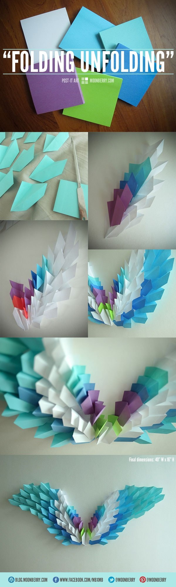 Inventive  Wall Art Projects-homesthetics.net (24)