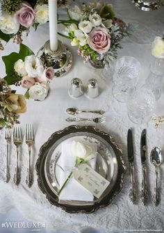 Learn These Fine Dining Etiquette and Feed Your Imagination With 30 Fabulous Place Setting Ideas  homesthetics decor (2)