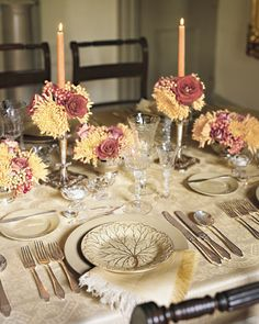 Learn These Fine Dining Etiquette and Feed Your Imagination With 30 Fabulous Place Setting Ideas  homesthetics decor (31)