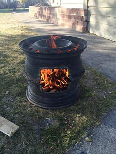 Plan Your Backyard Landscaping Design Ahead With These 35 Smart DIY Fire Pit Projects homesthetics backyard designs (16)