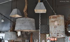 Recycle Old Items Into DIY Budget Lighting Projects That Will Make Your Home Shine homesthetics  (11)