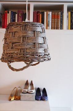 Recycle Old Items Into DIY Budget Lighting Projects That Will Make Your Home Shine homesthetics  (12)